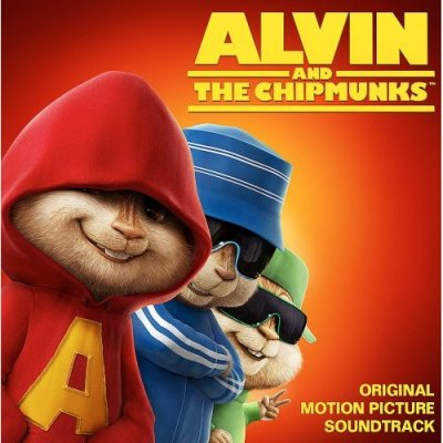 ALVIN AND THE CHIPMUNKS (OST) BY ALVIN & THE CHIPMUNK (CD)